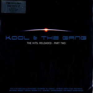Kool And The Gang The Hits: Reloaded - Part 2 LP
