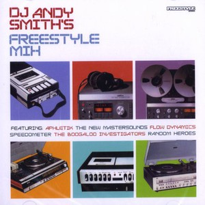 DJ ANDY SMITH - Freestyle mix - CD