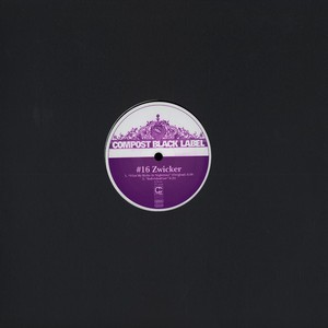 ZWICKER - I get my kicks at nighttime - 12 inch x 1