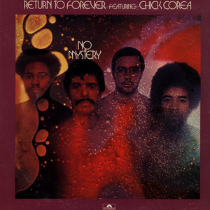 RETURN TO FOREVER & CHICK COREA - No mistery - LP