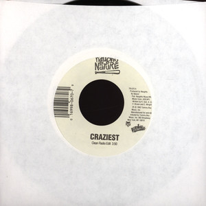 NAUGHTY BY NATURE - Craziest - 45T x 1