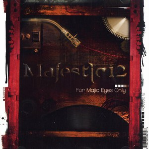 MAJESTIC 12 - For magic eyes only - CD