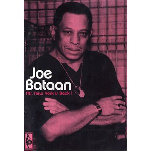 Joe Bataan Mr. New York Is Back VIDEO:DVD
