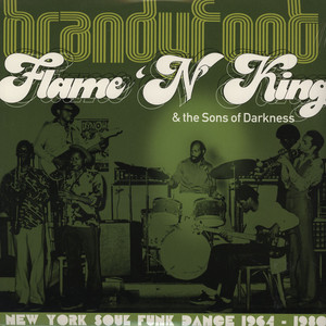 FLAME 'N' KING & SONS OF DARKNESS - Brandyfoot - 12 inch x 1