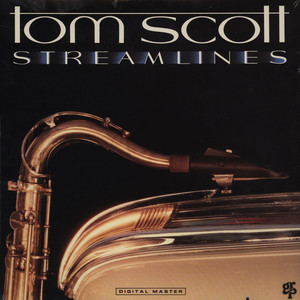 TOM SCOTT - Streamlines - LP