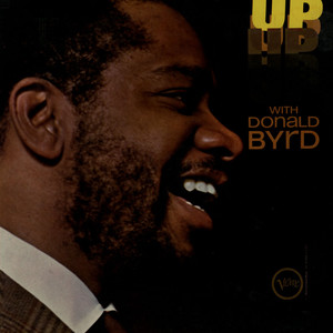 DONALD BYRD - Up With Donald Byrd - 33T