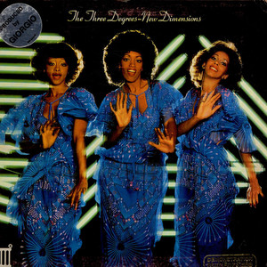 THREE DEGREES, THE - New Dimensions - LP
