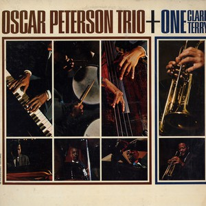 OSCAR PETERSON TRIO, THE / CLARK TERRY - + One - LP