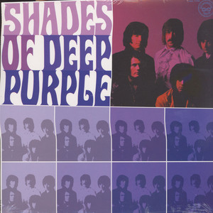 DEEP PURPLE - Shades of Deep Purple - 33T