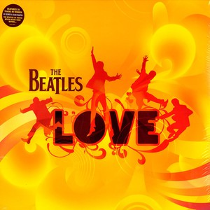 BEATLES, THE - Love - 33T x 2