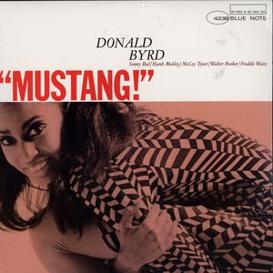DONALD BYRD - Mustang! - 33T
