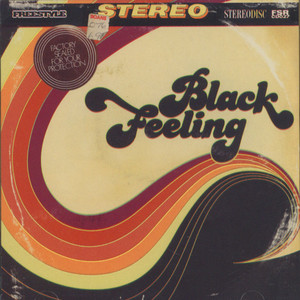 V.A. - Black feeling - CD