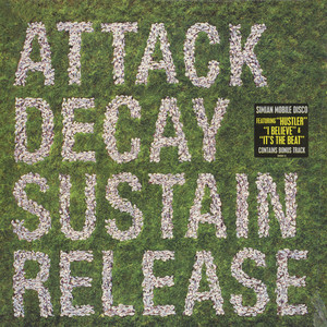 SIMIAN MOBILE DISCO - Attack decay sustain release - LP