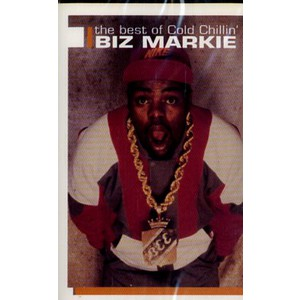 Biz Markie Best Of Cold Chillin' Records CASSETTE