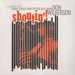 DON WILKERSON - Shoutin' - 33T