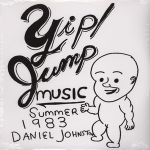Daniel Johnston Yip+/+Jump+Music LP