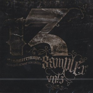 BUSHIDO PRSENTIERT - Ersguterjunge sampler volume 3 - CD