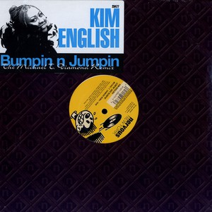 Kim English Bumpin+N+Jumpin 12''