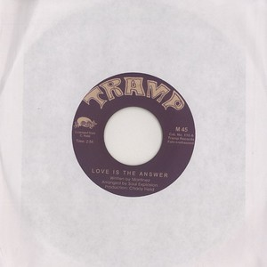 SOUL EXPLOSION, THE - Love is the answer - 7inch x 1