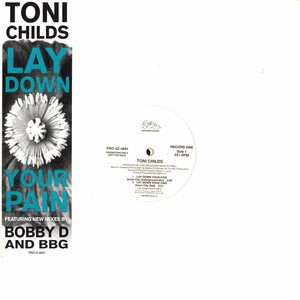 TONY CHILDS - Lay down your pain - Maxi x 2