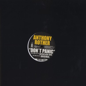 Anthony Rother Don't+Panic 12''