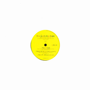 JUAN MACLEAN - Happy house - 12 inch x 1