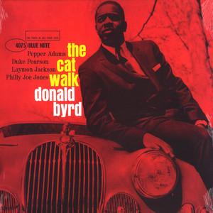 DONALD BYRD - The cat walk - 33T