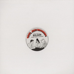 BOGDAN IRKÜRK AKA BULGARI - Everything is changing - 12 inch x 1