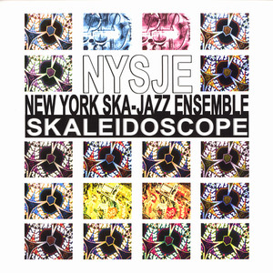NEW YORK SKA JAZZ ENSEMBLE - Skaleidoscope - 33T