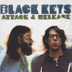 BLACK KEYS, THE - Attack & release - 33T + bonus
