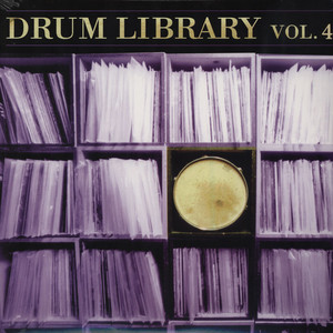 DJ PAUL NICE - Drum library volume 4 - 33T