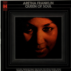 ARETHA FRANKLIN - Queen of soul - 33T