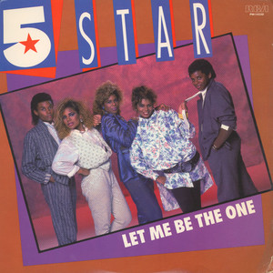 5 STAR - Let me be the one - 12 inch x 1