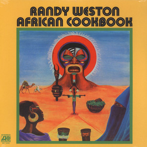 RANDY WESTON - African cookbook - LP