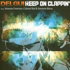 DELGUI - Keep on clappin' - 12 inch x 1