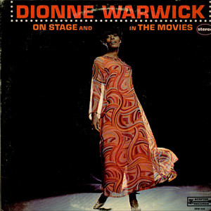 DIONNE WARWICK - On Stage And In The Movies - LP