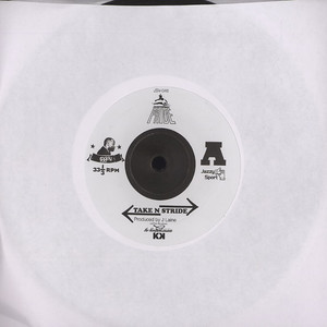DJ RODDY ROD OF MASPYKE - Take N Stride - 45T x 1