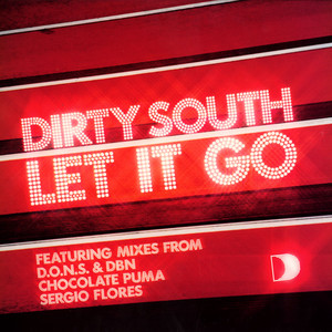 DIRTY SOUTH - Let it go - 12 inch x 1