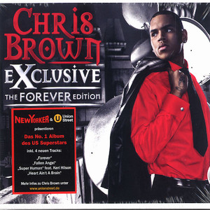 Chris Brown Exclusive   Edition on Chris Brown   Exclusive   The Forever Edition Cd    Hhv De   Shop