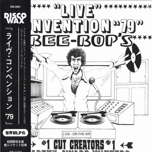 LIVE CONVENTION - '79 Bee-Bop's - LP