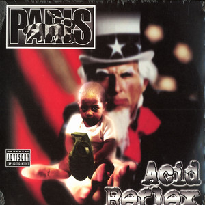 Paris Acid Reflex LP