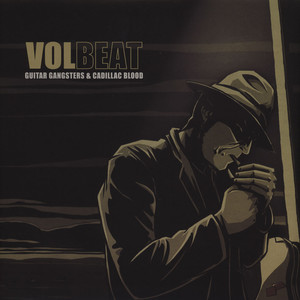 Volbeat Guitar+Gangsters+And+Cadillac+Blood LP