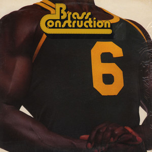 BRASS CONSTRUCTION - Brass Construction 6 - LP