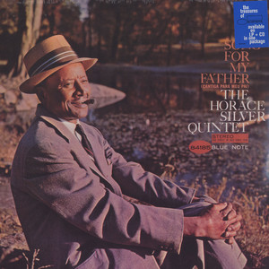 HORACE SILVER QUINTET, THE - Song for my father - LP + bonus
