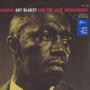 ART BLAKEY AND THE JAZZ MESSENGERS - Moanin - 33T + bonus