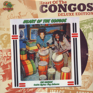 CONGOS, THE - Heart of the Congos - deluxe edition - LP x 2