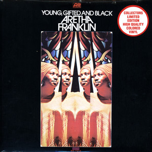 ARETHA FRANKLIN - Young, gifted and black - 33T