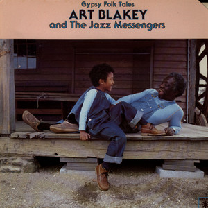 ART BLAKEY AND THE JAZZ MESSENGERS - Gypsy Folk Tales - 33T