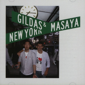 GILDAS & MASAYA - New York - CD