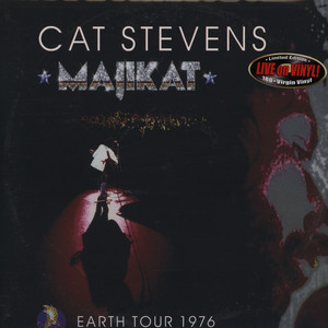Cat Stevens Majikat+-+Earth+Tour+1976 LP
